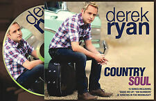Derek Ryan - Country Soul CD 2013 Released 25th Oct Pre Order Now FAST & FREE