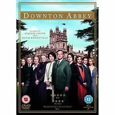 Downton Abbey - Series 4 - Complete (DVD, 2013, 3-Disc Set, Box Set)