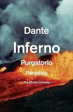 The Divine Comedy: Inferno, Purgatorio, Paradiso (Vintage Classics) by Dante