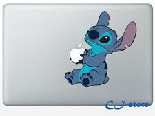 Lilo & Stitch Macbook Stickers Macbook Air Pro Decals Skin for Macbook decal FE