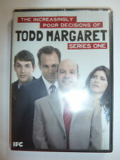 The Increasingly Poor Decisions of Todd Margaret: Series 1 DVD David Cross NEW!