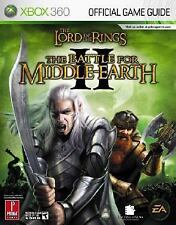 The Lord of the Rings: The Battle for Middle-earth II (Xbox 360) (Prima Official