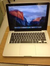 "Apple MacBook Pro A1278 13.3"" 2009 - 8 GB memory Customized ! AS-IS"