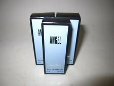 New In Box Thierry Mugler Angel EDP Spray (Sample) Vials 1.5ml 0.05oz Lot Of 3