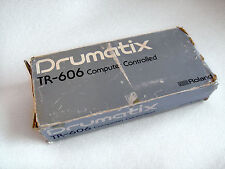 Roland TR-606 Drumatix - With Original Box/Polystyrene, Dust Case, Power Adaptor