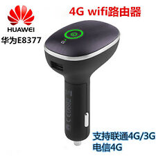 HUAWEI E8377 Mi-Fi CarFi 150M LTE In-Car 4G 3G Mobile WIFI Wireless Modem Router
