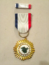 Taiwan Army Medal of Outstanding Service, 1st Class