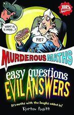 Easy Questions, Evil Answers by Kjartan Poskitt (Paperback)