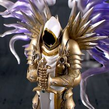 Kid Gift Diablo III 3 Archangel Dark Tyrael Seraphim Statue Action Figure Model