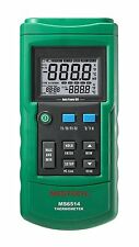 Mastech MS6514 Digital Thermometer with USB Interface