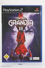 Ubisoft Grandia II - PS2 Playstation 2 Spiel Game USK 12