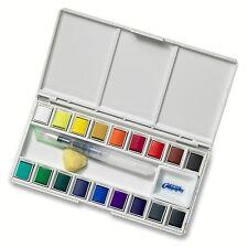 Grace Art Model 118 18-piece Water Colors Field Sketch Set