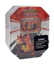 Pokemon Kampfentwicklung Tin-Box - Flambirex