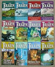 TOLKIEN COLLECTION ~ MATCHING COVERS ~ HOBBIT Lord of the Rings BOMBADIL 12 BKS