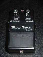 BOSS SG-1 Slow Gear guitar effects pedal