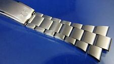 Genuine NOS 1970S Omega Watch Bracelet 1233/215 Fits F300Hz Divers 27mm Ends