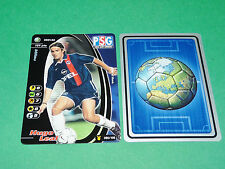 FOOTBALL CARD WIZARDS 2001-2002 HUGO LEAL PARIS SAINT-GERMAIN PSG PANINI