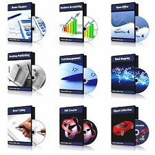 2016 Professional Accounting, Bookkeeping, Home & Personal Finance Software DVD