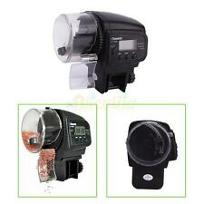 Digital LCD Automatic Auto Aquarium Tank Fish Food Feeder Timer Feeding