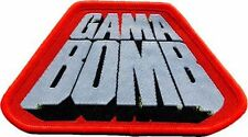 Gama Bomb Red Logo Patch/Aufnäher 602256 #