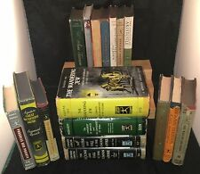 Modern Library 17 Book Lot with Dj's Beethoven Tolstoy Samuel Butler Foote Camus