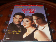 Kissing A Fool Amore tra le righe English Version Dvd ..... Nuovo