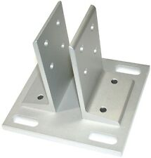 UP TO 20 NEW 80/20 15 SERIES FLOOR MOUNT BASE PLATES 2400