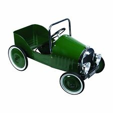 Great Gizmos Classic Pedal Car Green