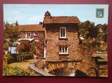 POSTCARD CUMBRIA AMBLESIDE - BRIDGE HOUSE