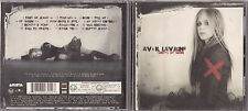 CD 12T AVRIL LAVIGNE UNDER MY SKIN DE 2004 INCLUS POSTER