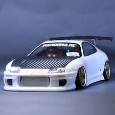 Pandora RC Cars Toyota SUPRA JZA80 1:10 Drift 198mm Clear Body On Road #PAB-135