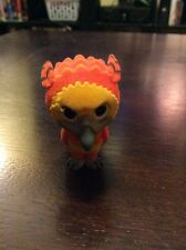 Funko Harry Potter Mystery Minis FLOCKED FAWKES Barnes & Noble Exclusive