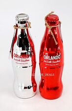 NEW Coca Cola Store Orlando Disney Springs Limited Edition 2 Bottle Set LE 500