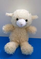 "Steven Smith Cream Baby Lamb/Sheep 11""  Plush Stuffed Animal"
