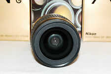 Beautiful Nikon Zoom-Nikkor AF-G 28-80 Lens with Warranty, For larger DSLRs