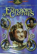 The EMPEROR's NEW CLOTHES (1987) Sid Caesar Clive Revell Robert Morse SEALED DVD