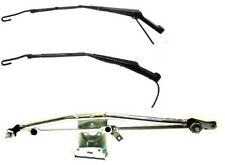 MERCEDES Sprinter 1996-2006 wiper mechanism front for LHD cars + two arm wipers