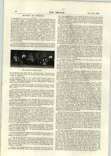 1896 The Coleraine Cycling Club At Australia Overcome Combine England Old Traff