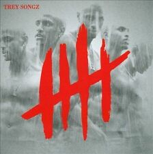 TREY SONGZ - Chapter V, Heart Attack, Clean Edit, 2012 CD, NEW
