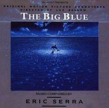 Eric Serra Big blue (soundtrack, 1988) [CD]