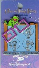 Disney Pin: Piece of Disney History 2005 Muppet Vision 3-D (LE 2500)