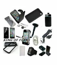 Mega Paquete De 16 De Accesorios Premium Bundle Kit Para Iphone 4 4s De 16 Gb 32 Gb