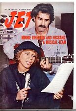 Jet Magazine Oct  28 1976 Minnie Riperton Johnson Publication