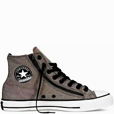NEW CONVERSE UNISEX CHUCK TAYLOR HI DOUBLE ZIP CASUAL SNEAKERS SHOES SZ/10.5