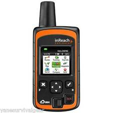DeLorme inReach Explorer,Satellite Communicator & GPS Tracker,New in a Box