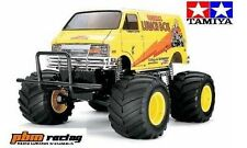 Tamiya Lunch Box RC Electric 2wd Off Road Truck Kit to build - 58347