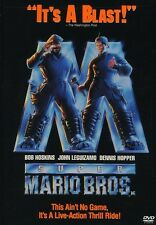 Super Mario Brothers [DVD NEW]