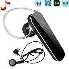 Wireless Bluetooth Hands-Free Stereo Headset Earphone Mic for iPhone HTC Mobile
