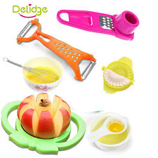Kitchen Kit Accessories Cooking Tools Gadgets Grind Garlic Slicers Egg Dumpling