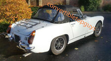 MG MIDGET MARK IV CONVERTIBLE TOP COMPLETE PACKAGE 1970-1980